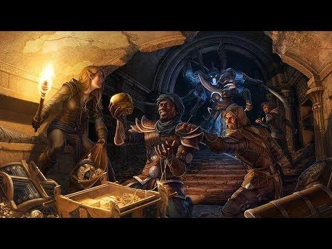 The Elder Scrolls Online: Tamriel Unlimited ? Thieves Guild ? Game Movie (Story Walkthrough)