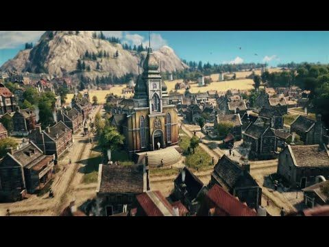 Anno 1800 - World Overview E3 2018 Teaser Trailer