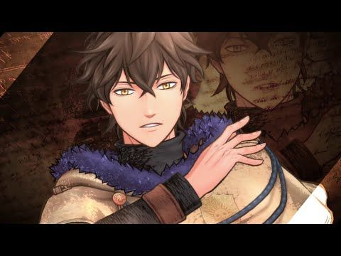 Black Clover: Quartet Knights - Yuno Character Trailer