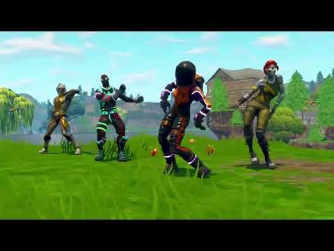 Fortnite on Nintendo Switch Announcement Trailer - E3 2018