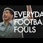 Football Fouls in Real Life ~ Jom Topi TV