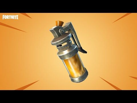 Fortnite: New Stink Bomb Trailer