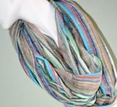 Topsy curvy Beautiful Infinity Scarf by TopsyCurvyDesigns on Etsy