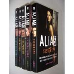 Alias 5 Book Set: Sister Spy/Father Figure/The Pursuit/Recruited/Close