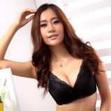 amoy 800 exclusive offers] deep v adjustable gather underwear bra
