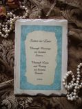 Sister in law plaque Shabby and Chic with Original Poem, distressed