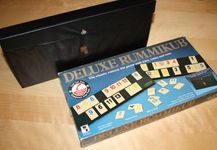 Deluxe Vintage Rummikub with Vinyl Case by woodycopperland on Etsy