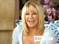 Real Housewives of Beverly Hills: Suzanne Somers Talks Sex with Lisa
