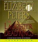 The Laughter of Dead Kings (Vicky Bliss Series #6) by Elizabeth Peters