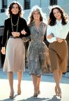 Charlie's Angels  TV's Most Stylish Stars From Glee, Gossip Girl