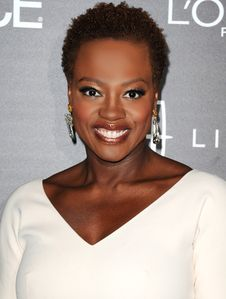 Viola Davis's Husband Encouraged Her to Take Off Her Wig : InStyle