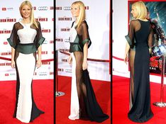 Gwyneth Paltrow: World's Most Beautiful  and Last Night's Most Nearly