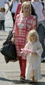 Patricia Arquette, 39, tells People her daughter with Thomas Jane and