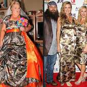 Mama June Wedding Dress, Duck Dynasty Girls, Camouflage Dresses