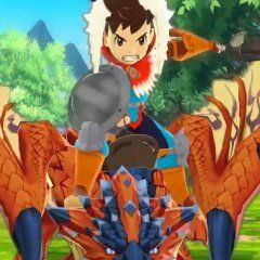 'Monster Hunter Stories Headed Westward