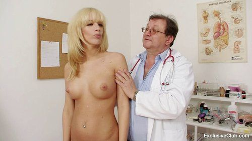 Exclusiveclub Natalie Examination Video Xxx