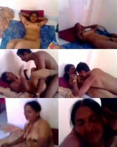 Sexy Hot North Indian Bhabhi Hardcore Fucked With Her Driver in Home