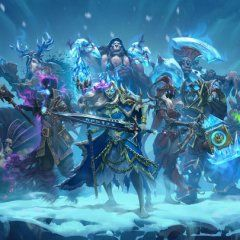 Designing 'Hearthstone's' Death Knights