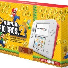 New 'Super Mario Bros. 2' Is Getting A 2DS Bundle