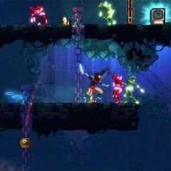 'Dead Cells' Challenges You to Tough 2D Combat
