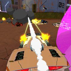'80s Cartoons Meet Vehicle Combat in 'Auto Age: Standoff'