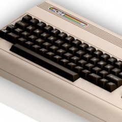 Commodore 64 Mini Console Announced