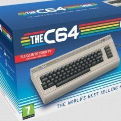 Here's When the Mini Commodore 64 is Launching