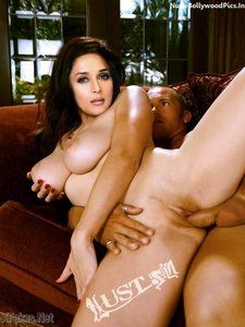 Madhuri Dixit Nude Get Fucked in her Pussy and Giving BLowjob [Fake]