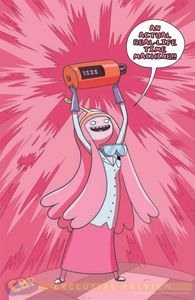 scans_daily | Adventure Time 6: Princess Bubblegum Invents An