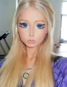 Valeria Lukyanova – Human Barbie | It's Interesting