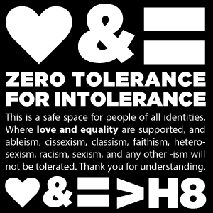 Zero Tolerance White Is The New Black