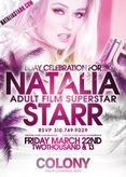 of adult film superstar NATALIA STARR http://www nataliastarr com