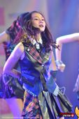 "PHOTOS] Liputan JKT48 launching single ""RIVER"" [Part 1] 