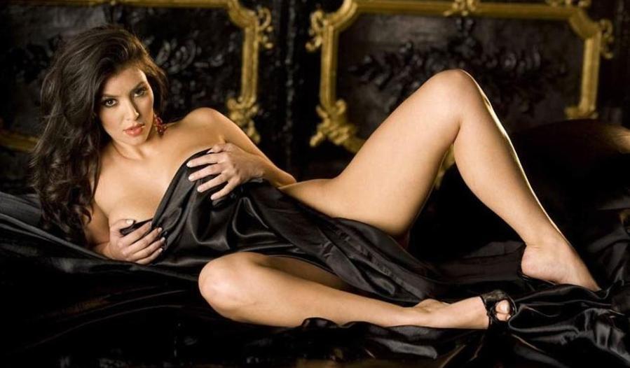 Playboy Brazil December 2014