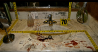 Photos From The Travis Alexander Murder Trial: WARNING VERY GRAPHIC
