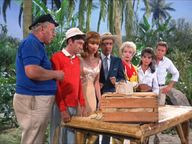 Identified by Hugh: The cast of Gilligan�s Island