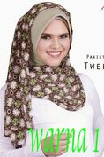 Meidiani Bergo Shawl Pakistan Tweeny