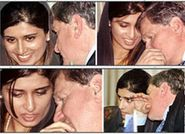 Just Scandals » Hina Rabbani Khar in a Meeting with Richard Holbrooke