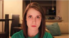 Laina Morris alias �Laina Walker overly attached girlfriend