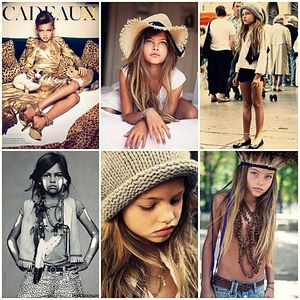 Thylane Lena-Rose Blondeau