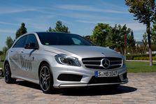 Totalcar  Tesztek  Bemutat�: Mercedes Benz A Oszt�ly 2012