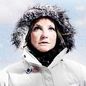 Helen Skelton Takes On A Polar Challenge For Sport Relief