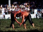 K?rkp?nar Oil Wrestling Festival by Deniz | kihsteddybear2011