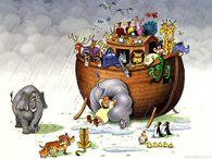 Die Arche Noah: Hatte sie wirklich gen�gend Platz f�r alle Tiere? 29