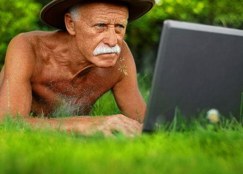 I Like Dirty Old Men 6