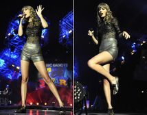 Taylor Swift got her legs out at the Radio 1 Teen Awards  Copyright