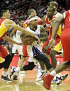 Gay, Cousins lead Kings past Rockets, 110106 | View photo  Yahoo