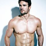Thom Evans poses for Men's Health mag  [Copyright Men's Health]