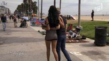 Nabilla Benattia dans Hollywood Girls  Diffus� � la t�l�vision le