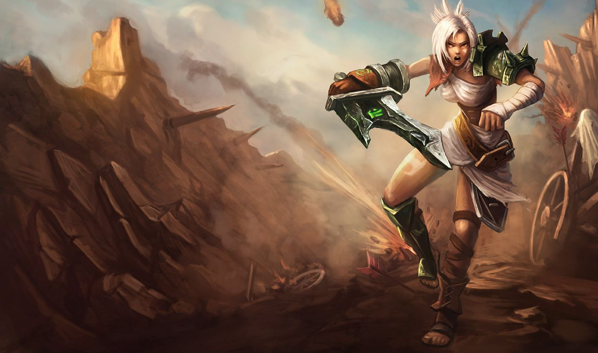 Riven Naked